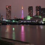 隅田川花火大会は東京タワーから見える?