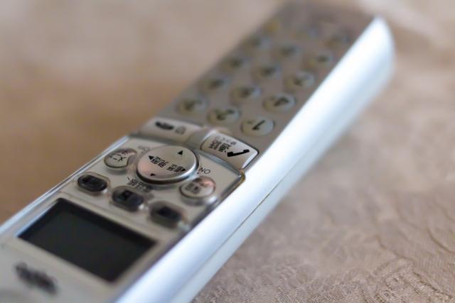 固定電話の子機